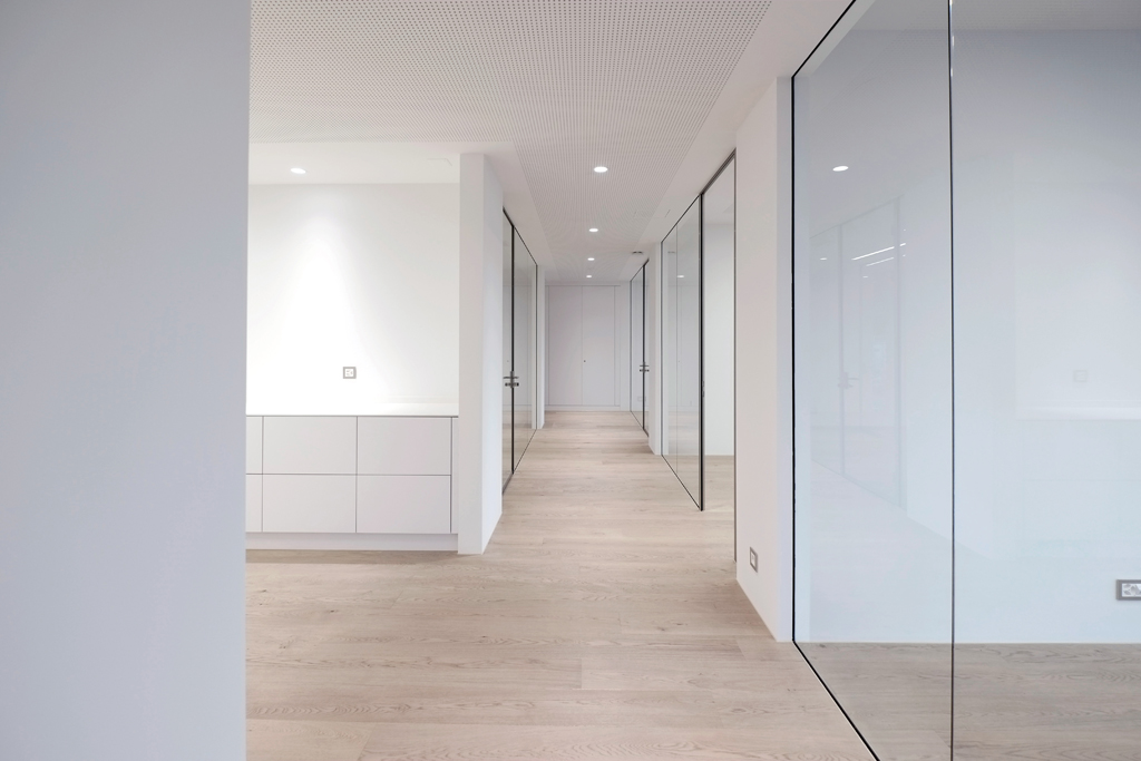 Korridor links klein